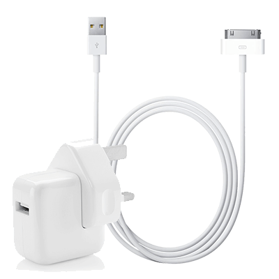 Apple 12W 30-Pin iPad Charger