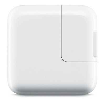 Apple 12W Adapter - Folded Up