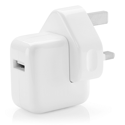 Apple 12W Adapter - iPad Charger, iPhone Charger etc