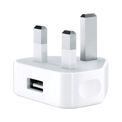 iPhone Charger UK Plug 5W